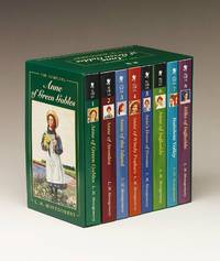 The Complete Anne of Green Gables Boxed Set (Anne of Green Gables, Anne of Avonlea, Anne of the...