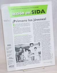 Accion en SIDA: boletin internacional sobre prevencion y atencion del SIDA numero 25, Abril-Junio 1995; Primero los jovenes!