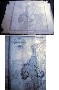 Charte Von Schweden Und Norwegen