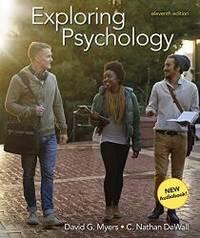 image of Exploring Psychology