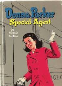 Donna Parker Special Agent by  Marcia Levin - First Edition, First Printing - 1957 - from Bell's Books and Biblio.com