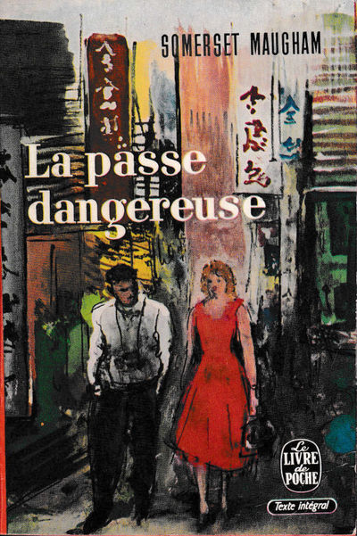 Paris: Hachette, 1961. Paperback. Very good. 243 pp. Light creases to the spine, light edge wear to ...