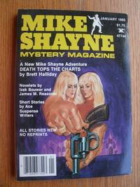 Mike Shayne Mystery Magazine January 1985 Vol. 49 No. 1