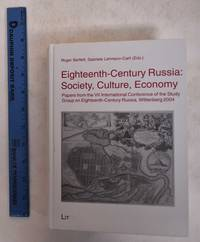 image of Eighteenth-Century Russia: Society, Culture, Economy