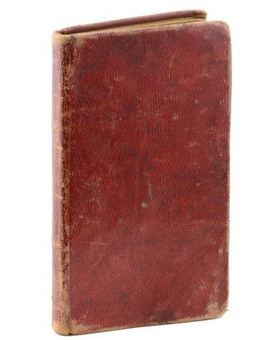 New-York: Published by Inskeep & Bradford, 1813. First New York edition.. A bit rubbed and shaken, a...