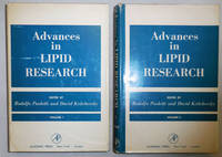 Advances in Lipid Research Volumes I and II