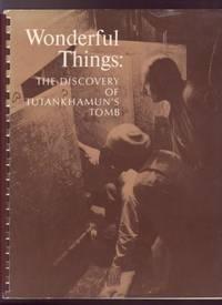 Wonderful Things: The Discovery of Tutankhamun's Tomb