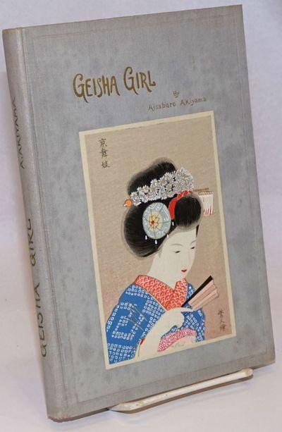 Yokohama: Yoshikawa Book Store, 1937. 104p., very good hardcover, boards slightly mottled, third edi...