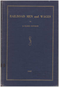 Railroad Men and Wages