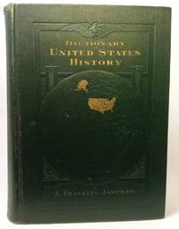 image of DICTIONARY OF UNITED STATES HISTORY