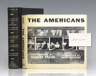New York: Grove Press, 1959. First edition of the photographer's masterpiece with 83 black-and-white...