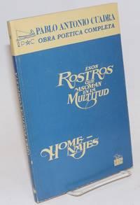 image of Esos Rostros que Asoman en la Multitud [with] Homenajes