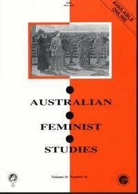 Australian Feminist Studies (Volume 16 Number 36)