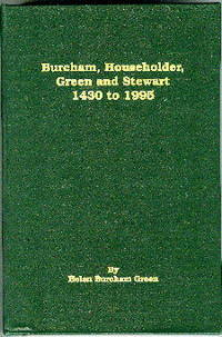 Burcham, Householder, Green and Stewart:  1430 to 1995