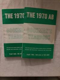 1970 AB Bookman's Yearbook Parts One and Two