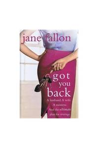 image of Got You Back (Large Print Edition)