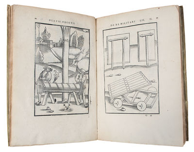 Paris: Sub scuto Basiliensi ex officina Christiani Wecheli, 1535. Folio. (13 x 8 5/8 inches). , 279,...
