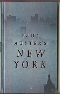 NY: Henry Holt & Co., 1997. First edition, first prnt. Signed by Auster on the title page. Preface b...