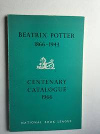 Beatrix Potter 1866-1943-Centenary Catalogue 1966