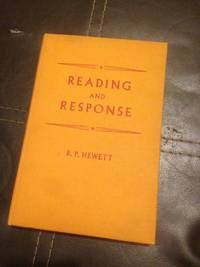 READING AND RESPONSE.