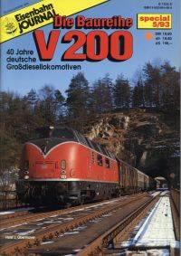 Die Baureihe V200.
