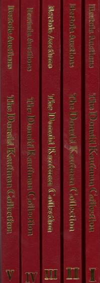 The Donald Kaufman Collection. 5 volumes