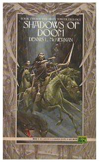 image of Shadows of Doom: Book Two of the Iron Tower Trilogy