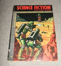 Science Fiction Adventures for March 1953  volume 1 Number 3