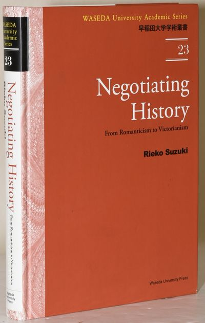 Shinjuku-ku, Tokyo: Waseda University Press, 2012. First Edition. Hard Cover. Fine binding. A clean ...