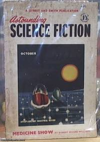 image of Astounding Science Fiction; Volume IX (9), Number 10 (British Edition), October 1983