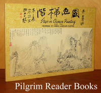 Steps in Chinese Painting, Part Two, Technique of Chinese Landscape  Painting