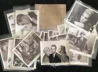 VERTIGO (Complete Set of 25 FINE Original Publicity Stills with Original Distributors Envelope)