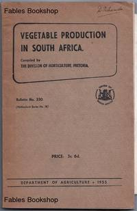 VEGETABLE PRODUCTION IN SOUTH AFRICA.