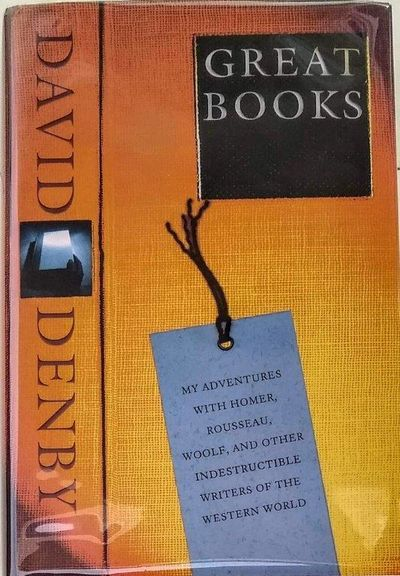 New York:: Simon & Schuster, 1996., 1996. 8vo. 492, pp. Index. Quarter beige cloth, orange boards, d...