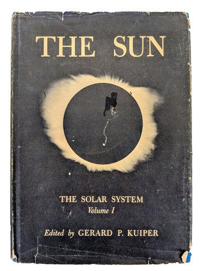Chicago:: University of Chicago Press, 1954., 1954. Series: The Solar System, Volume I. Thick 8vo. x...