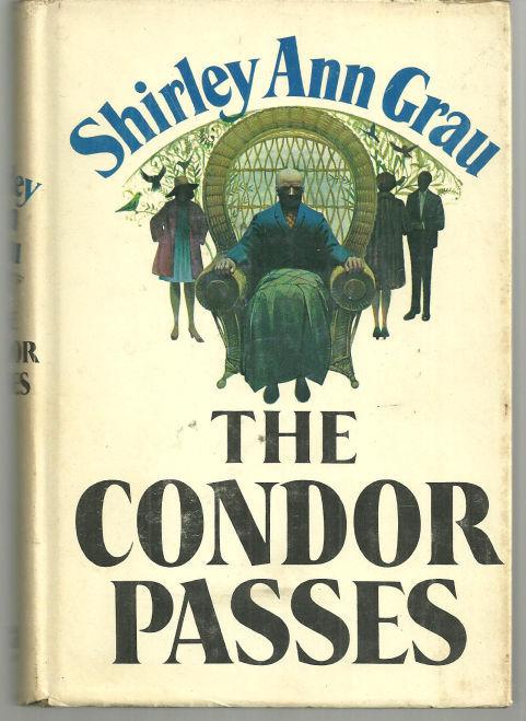 GRAU, SHIRLEY ANN - Condor Passes