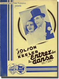 image of Entrez dans la danse [Go Into Your Dance] (Original French pressbook for the 1935 film)