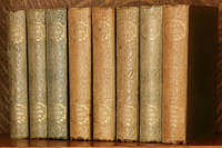 image of PORTRAITS OF ILLUSTRIOUS PERSONAGES OF GREAT BRITAIN - 8 VOL. SET (COMPLETE)