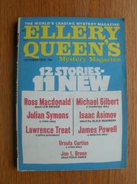Ellery Queen's Mystery Magazine October 1972