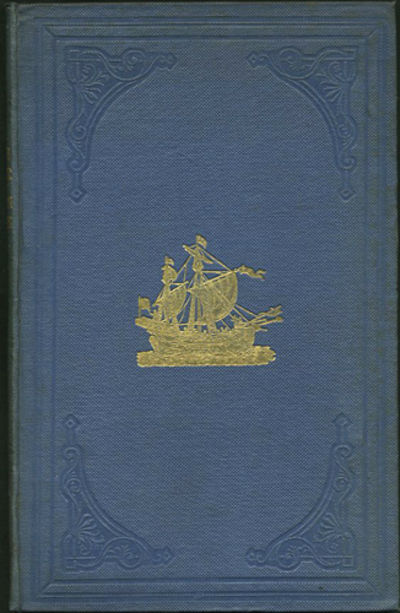 London: Printed for the Hakluyt Society, 1868. First edition. Cloth. A very good unopened (uncut) co...