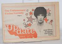 image of San Diego Update: vol. 1, #28, April 4, 1980: Gay Endorsement Eludes Kennedy