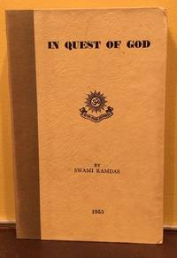 IN QUEST OF GOD