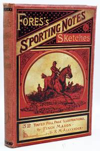 [FIRST TWENTY FOUR VOLUMES OF A SPORTING MAGAZINE] FORES'S SPORTING NOTES & SKETCHES. A QUARTERLY MAGAZINE DESCRIPTIVE OF BRITISH AND FOREIGN SPORT. ILLUSTRATED. VOL. I-XXIV, 1884-1907