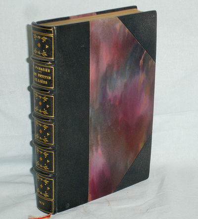 Paris: Henri Jonquieres, 1922. First Edition. Octavo. This book, the fifth in the collection (fine n...