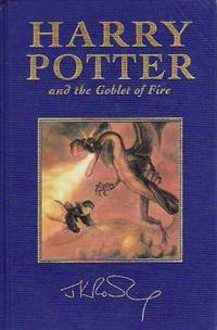 Harry Potter and the Goblet of Fire DELUXE EDITION