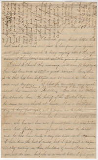 Detailed letter describing the transport of fresh troops and wounded by steamers on the Rappahannock River between Alexandria, Virginia and Fredericksburg following the Battle of the Wilderness
