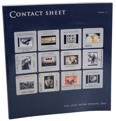 Syracuse, NY: Light Work, 2001. First edition. Softcover. Includes photographs by Vincent Cianni, Cl...