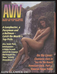 ADULT VIDEO NEWS [AVN] - February 1996; The Adult Entertainment Monthly