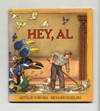 Hey, Al  - 1st Edition/1st Printing