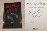 MANILA NOIR: THE FIRST PHILIPPINE EDITION